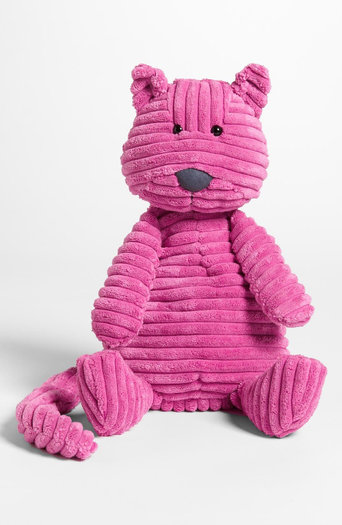 Alternate Image 1 Selected - Jellycat 'Cordy Roy Cat' Stuffed Animal