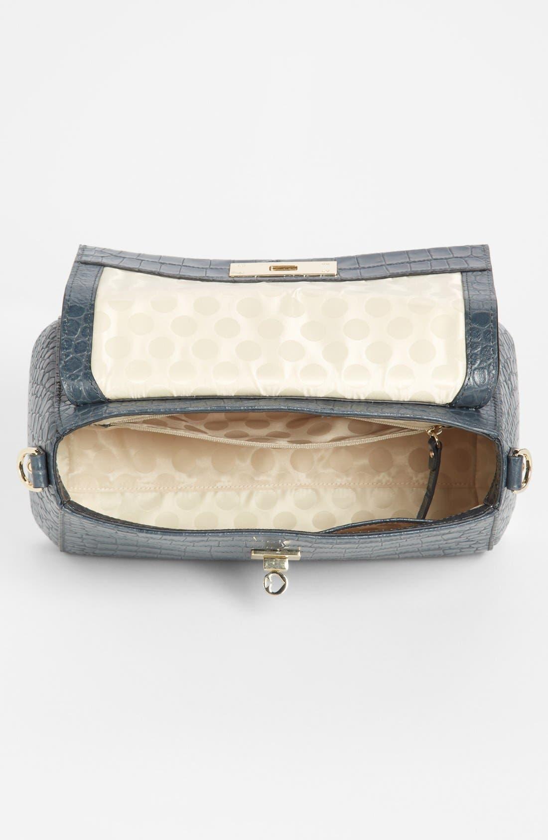 Alternate Image 3  - kate spade new york 'oxford street - nadine' satchel, small