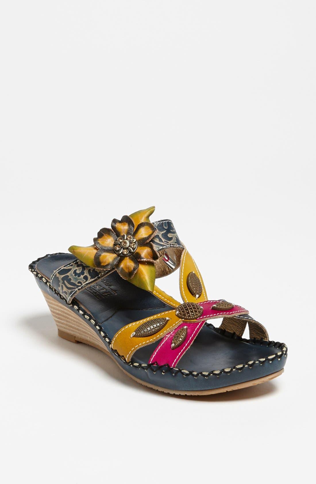 Alternate Image 1 Selected - Spring Step Sandal