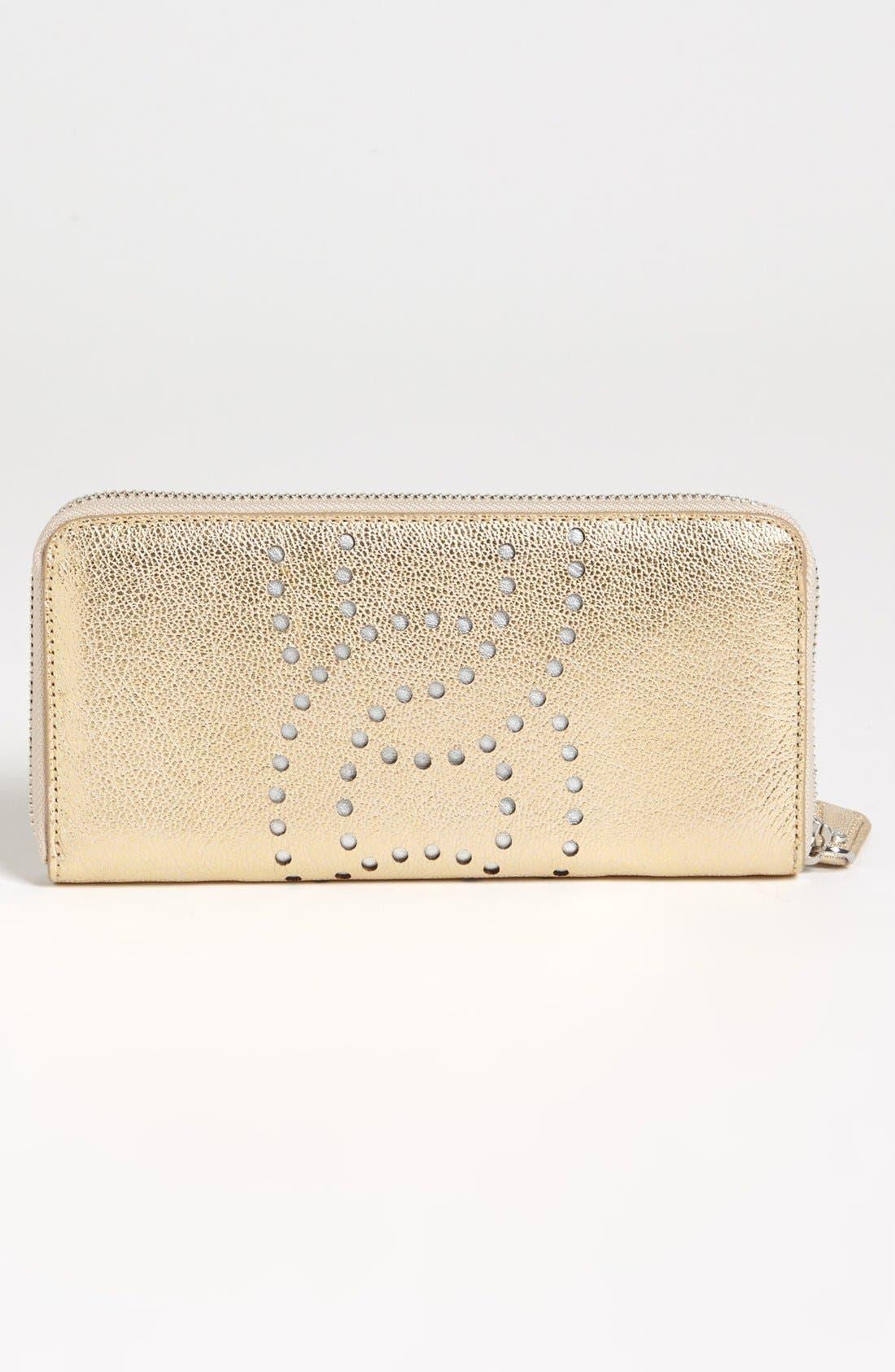 Alternate Image 3  - Diane von Furstenberg 'Sutra' Leather Wallet