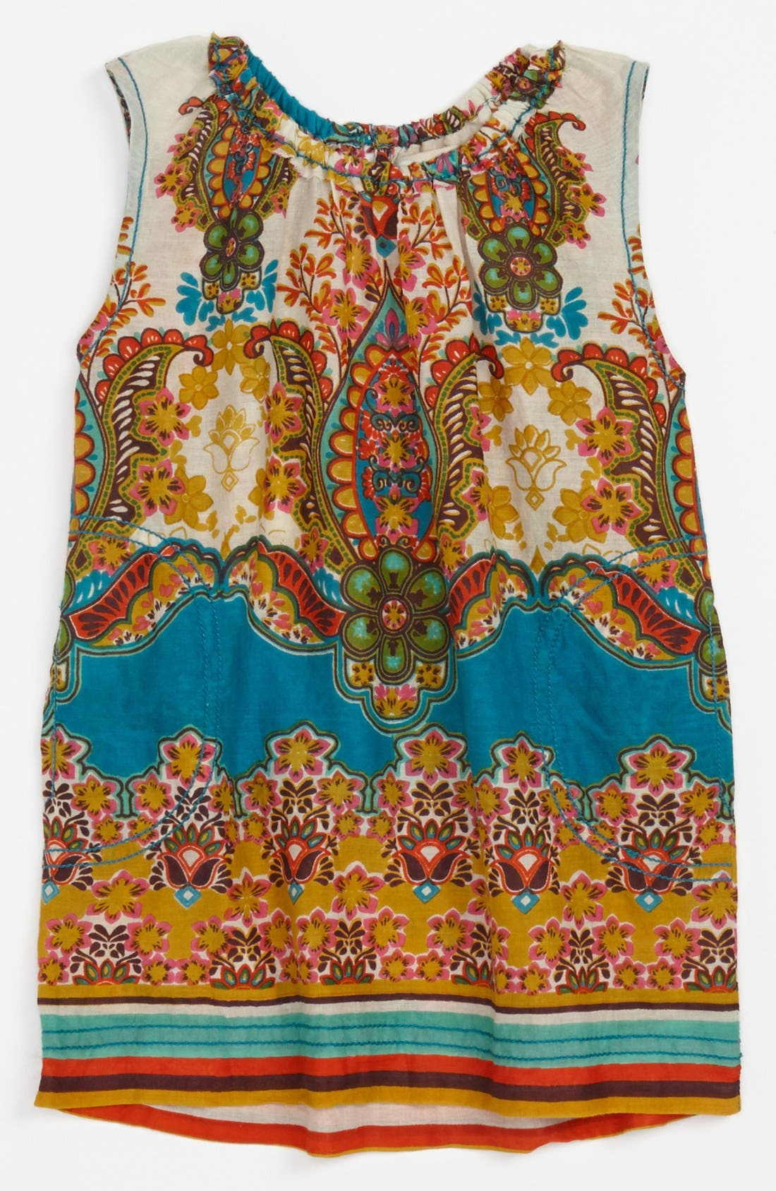 Alternate Image 1 Selected - Peek 'Eva' Dress (Baby Girls)
