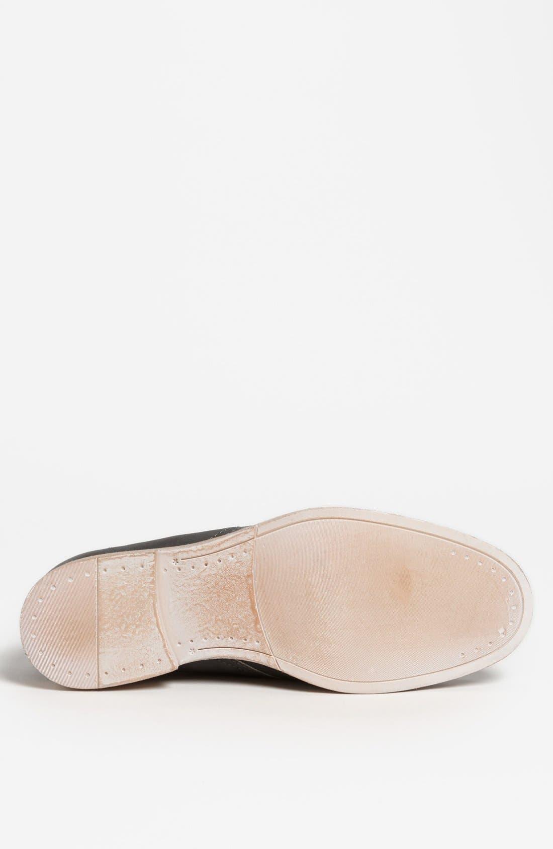 Alternate Image 4  - Wallin & Bros. 'James' Buck Shoe