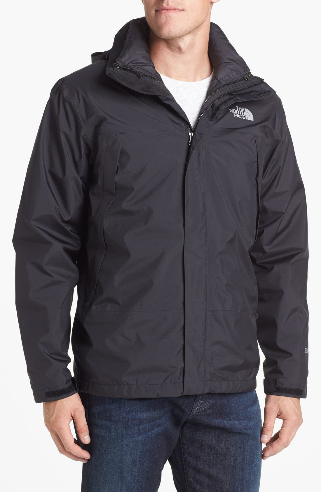 Main Image - The North Face 'Mountain Light' TriClimate® 3-in-1 Jacket