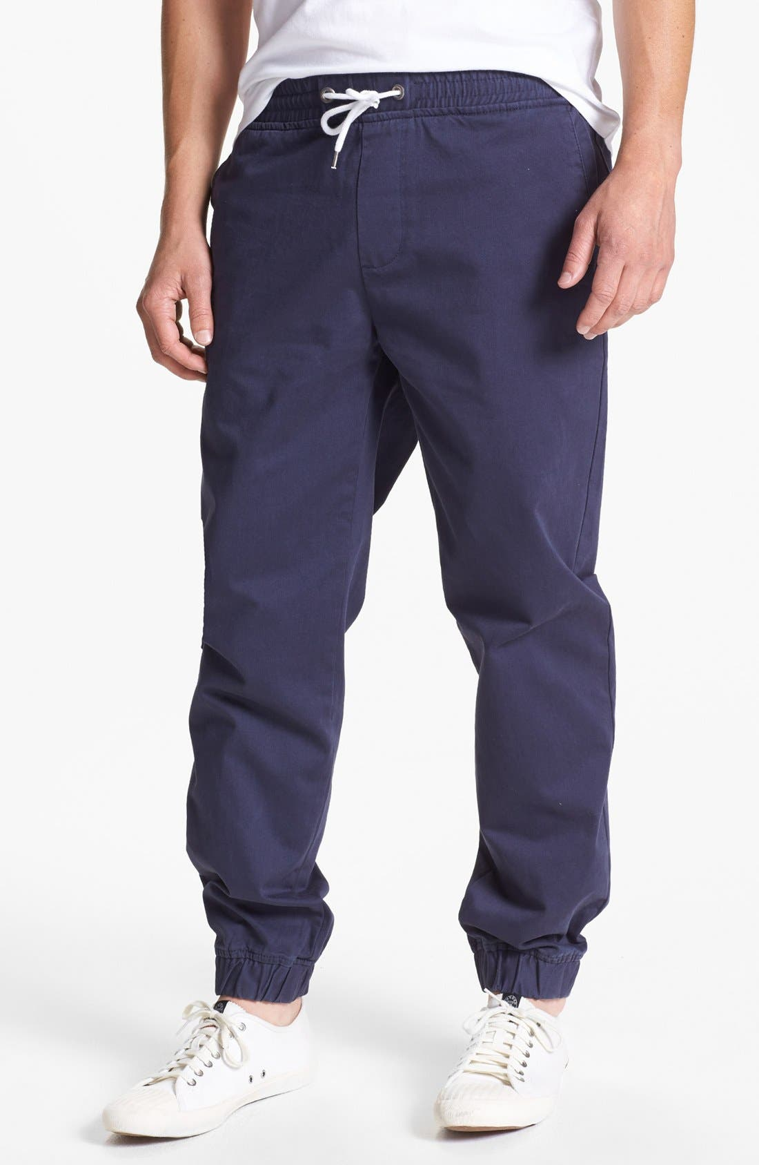 Alternate Image 1 Selected - Topman Jogger Chinos