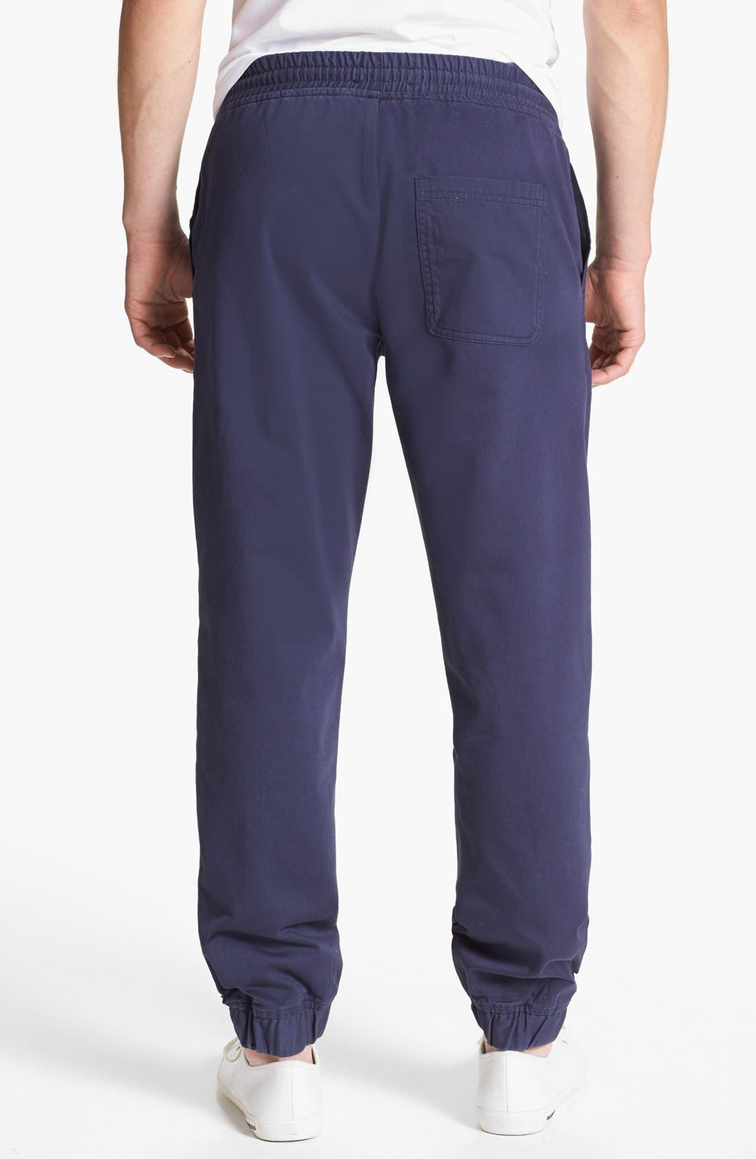 Alternate Image 2  - Topman Jogger Chinos