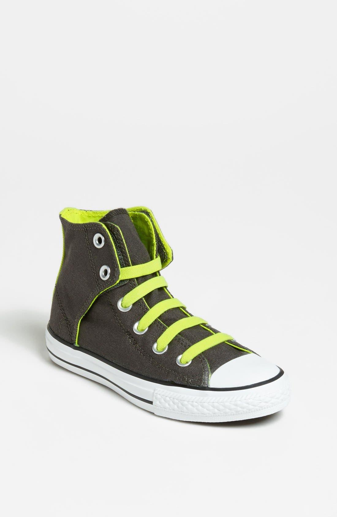 Alternate Image 1 Selected - Converse Chuck Taylor® 'Easy Slip' Sneaker (Toddler, Little Kid & Big Kid)