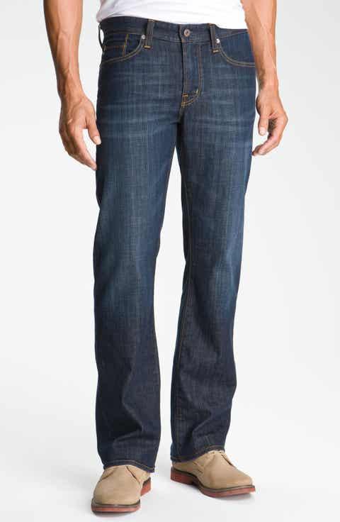 AG Protégé Straight Leg Jeans (Hunts) (Regular   Tall)