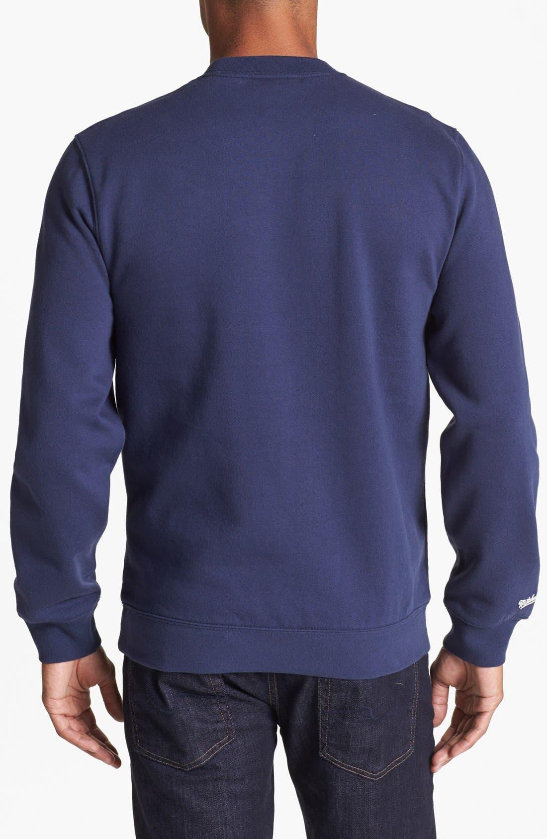 Alternate Image 2  - Mitchell & Ness 'Syracuse' Sweatshirt