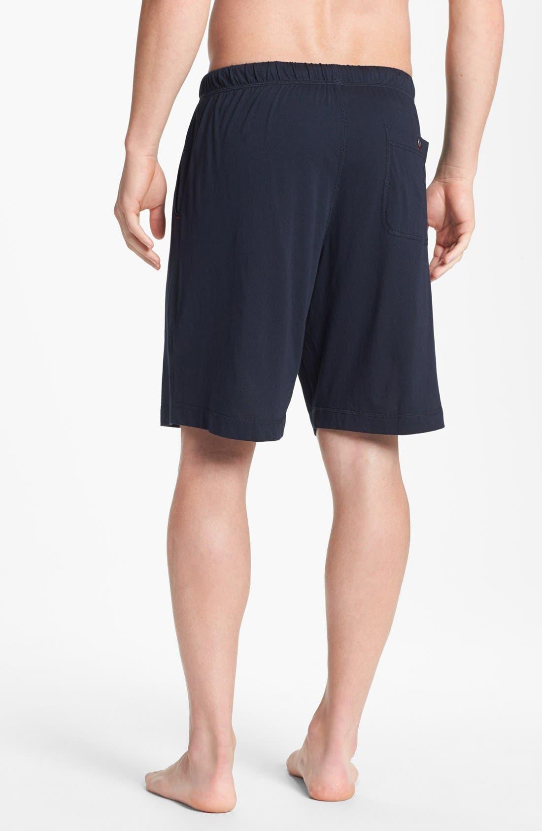 Alternate Image 2  - Daniel Buchler Cotton/Modal Shorts