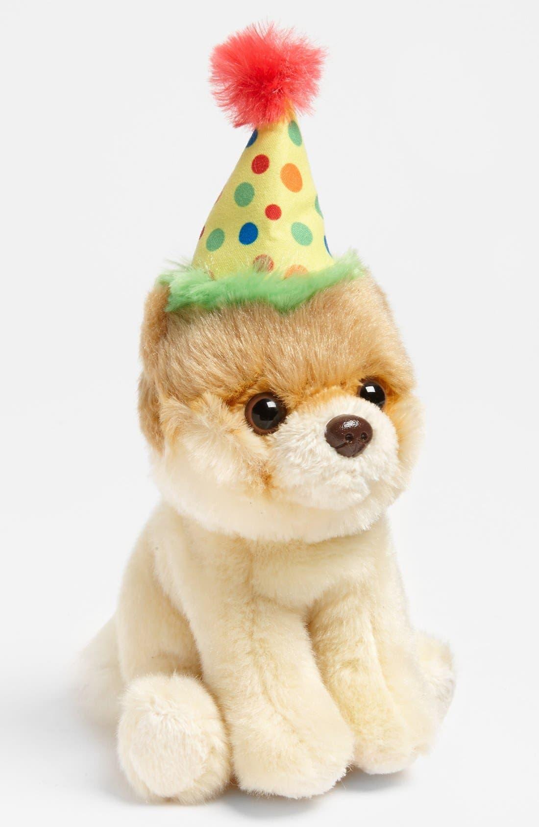 Alternate Image 1 Selected - Gund 'Itty Bitty Boo - Happy Birthday' Stuffed Animal