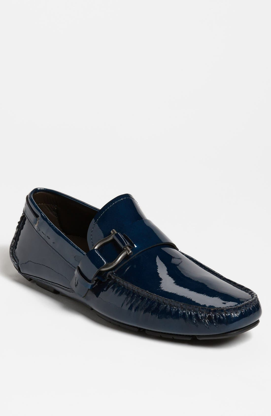 Alternate Image 1 Selected - Salvatore Ferragamo 'Cabo' Driving Shoe