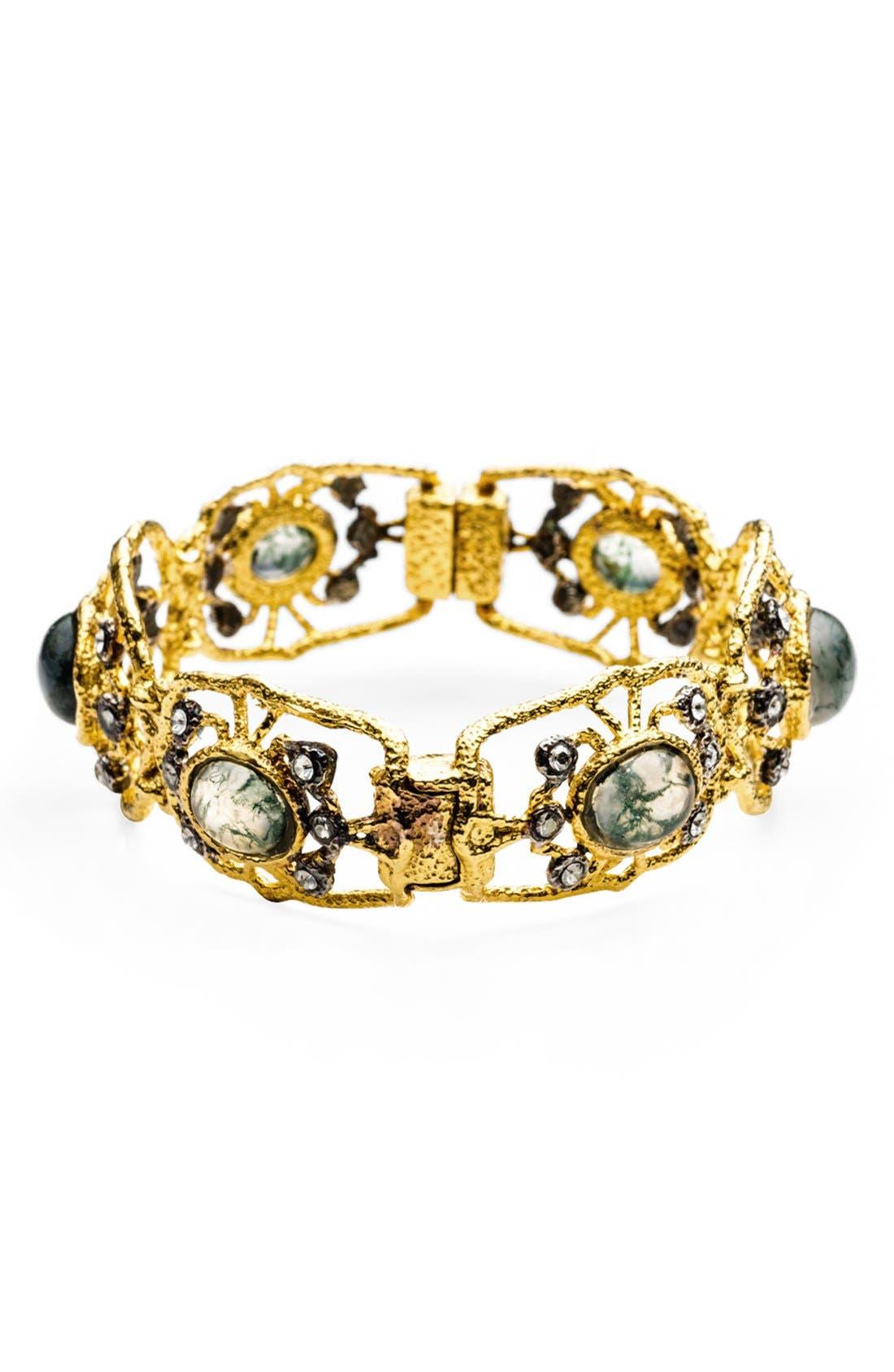 Alternate Image 2  - Alexis Bittar 'Elements - Jardin de Papillon' Hinged Bracelet