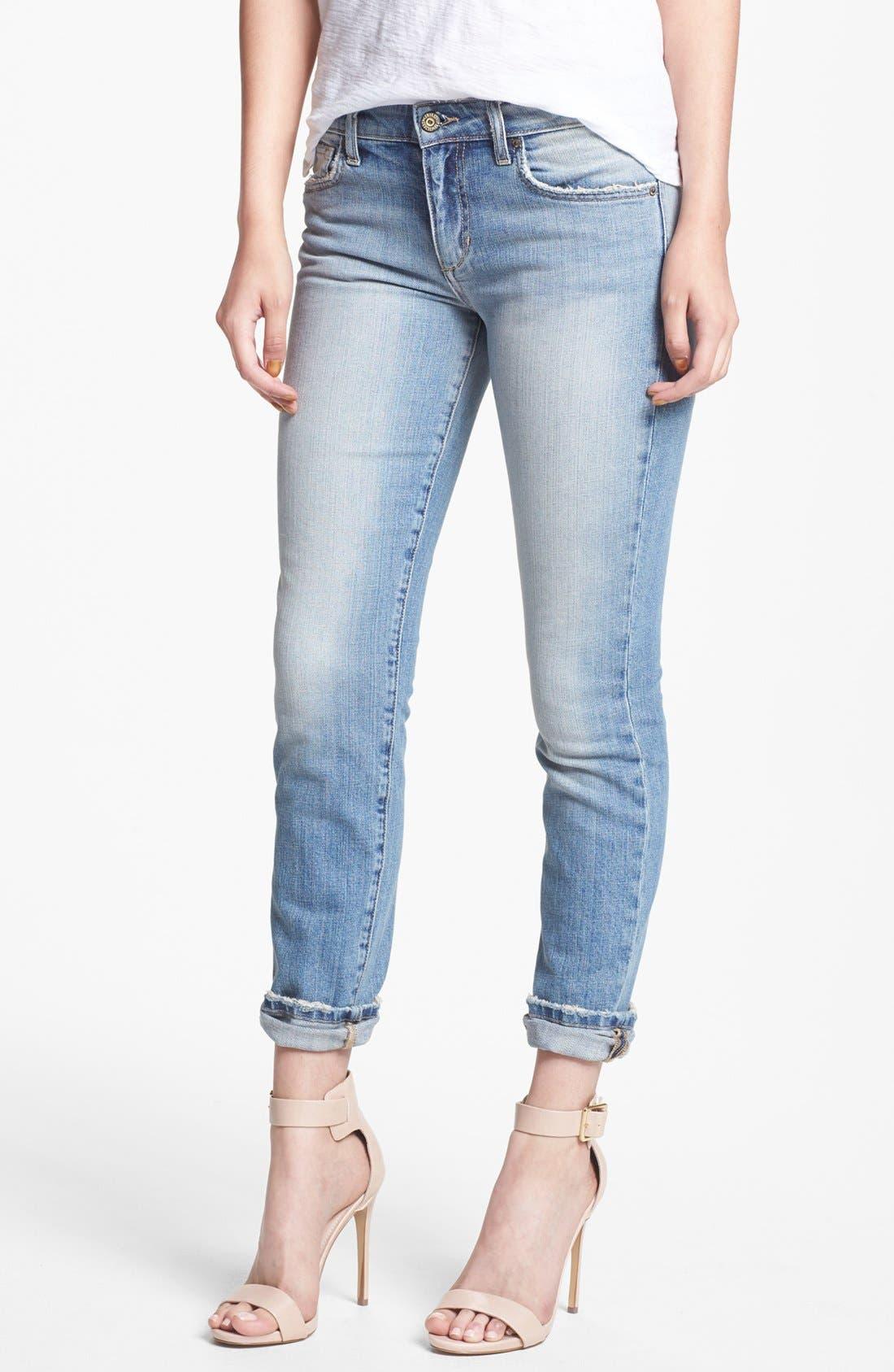 Alternate Image 1 Selected - Joe's Skinny Ankle Jeans (Gwyneth)