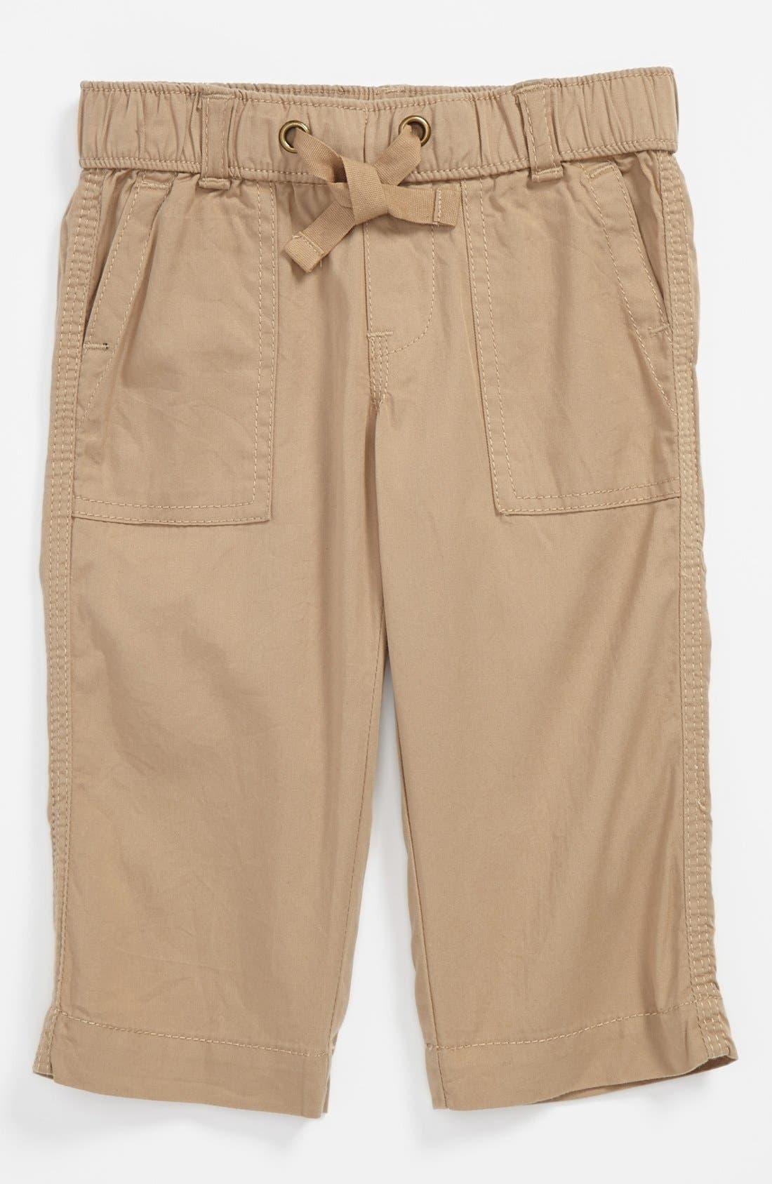 Alternate Image 1 Selected - Peek 'Tilden' Utility Pants (Baby Boys)