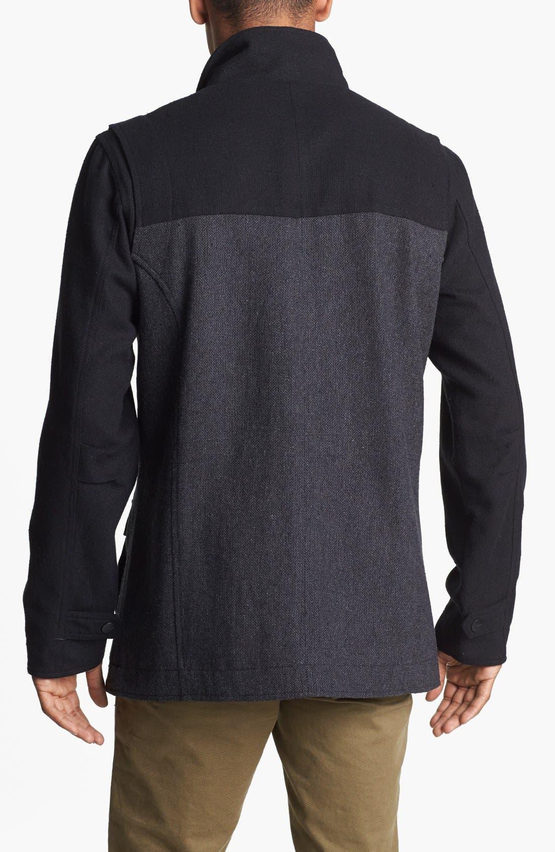 Alternate Image 2  - Ezekiel 'Overhaul' Wool Jacket