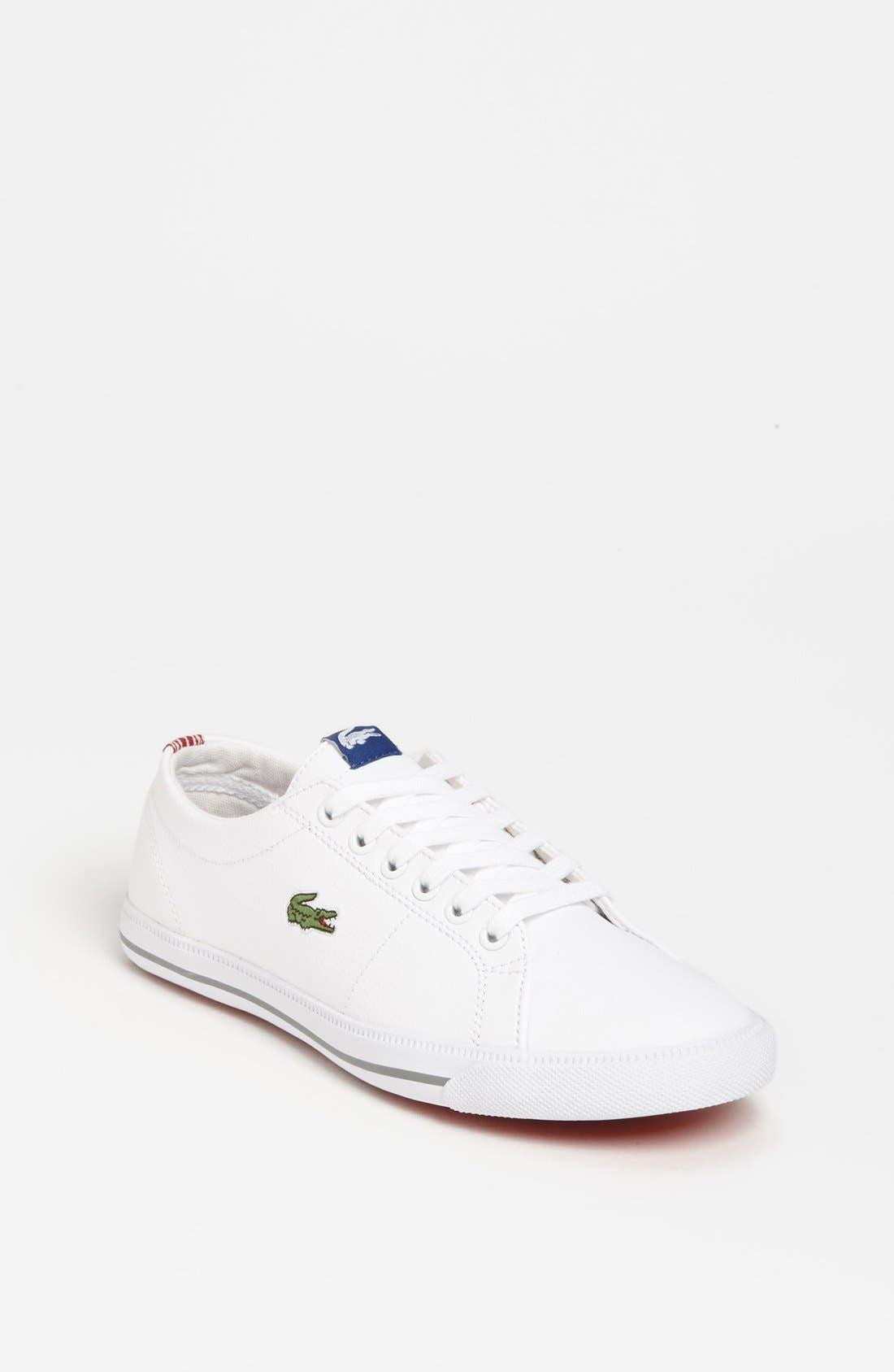 Main Image - Lacoste 'Marcel' Sneaker (Little Kid & Big Kid)