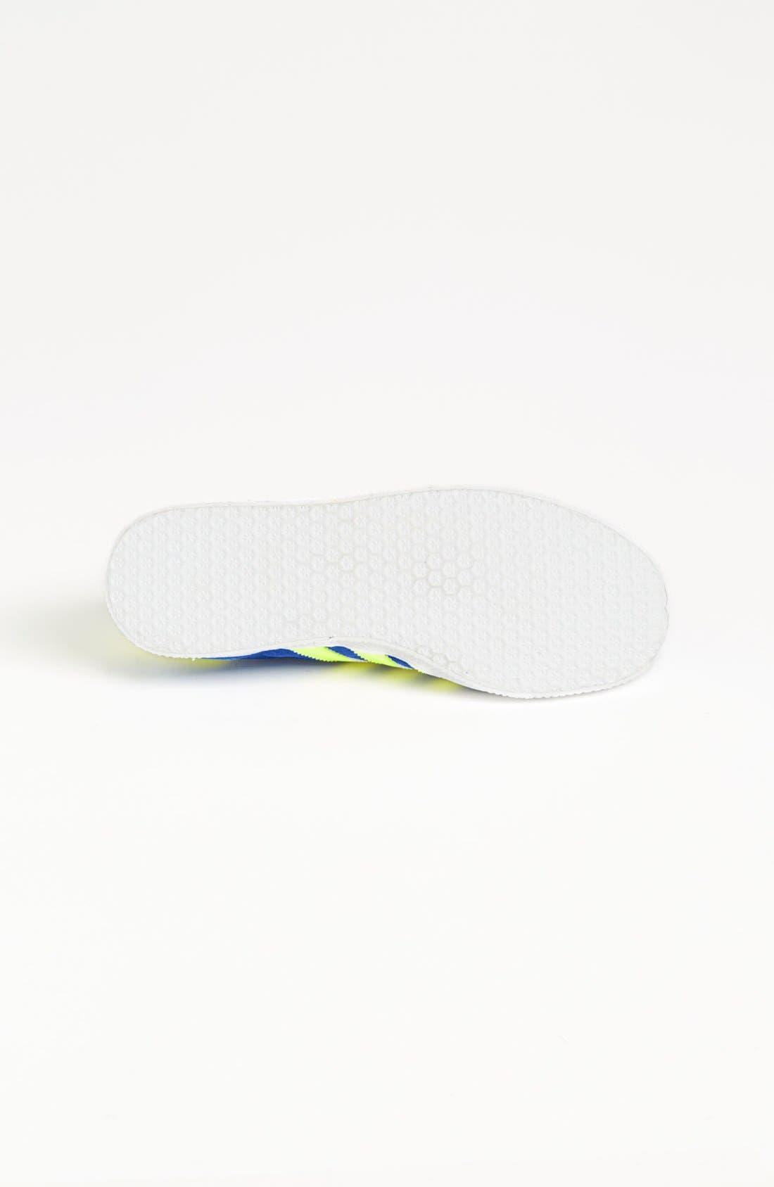 Alternate Image 4  - adidas 'Gazelle' Sneaker (Big Kid)