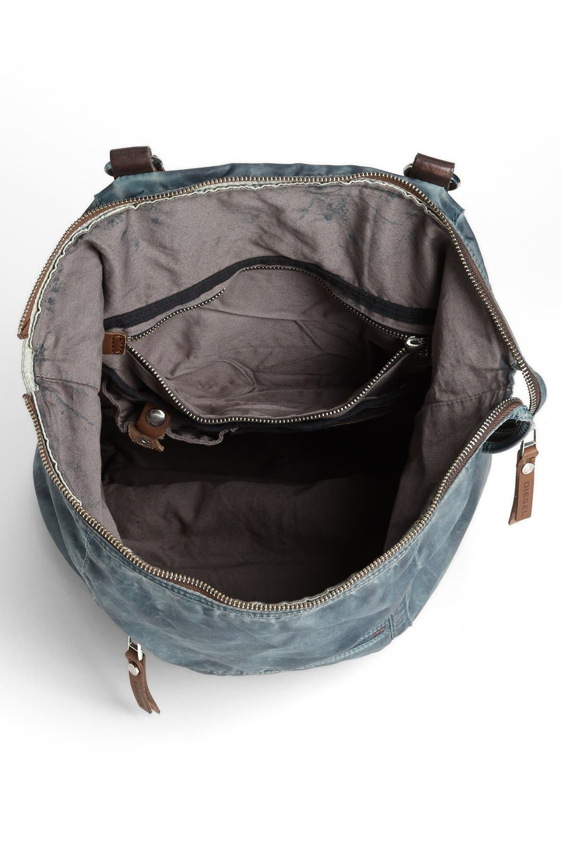 Alternate Image 3  - DIESEL® 'The Brave Land' Backpack