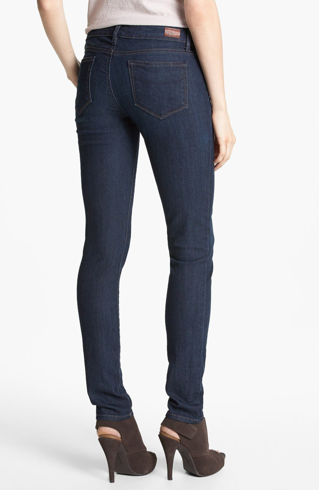 Alternate Image 2  - Paige Denim 'Skyline' Skinny Jeans (Jenna)