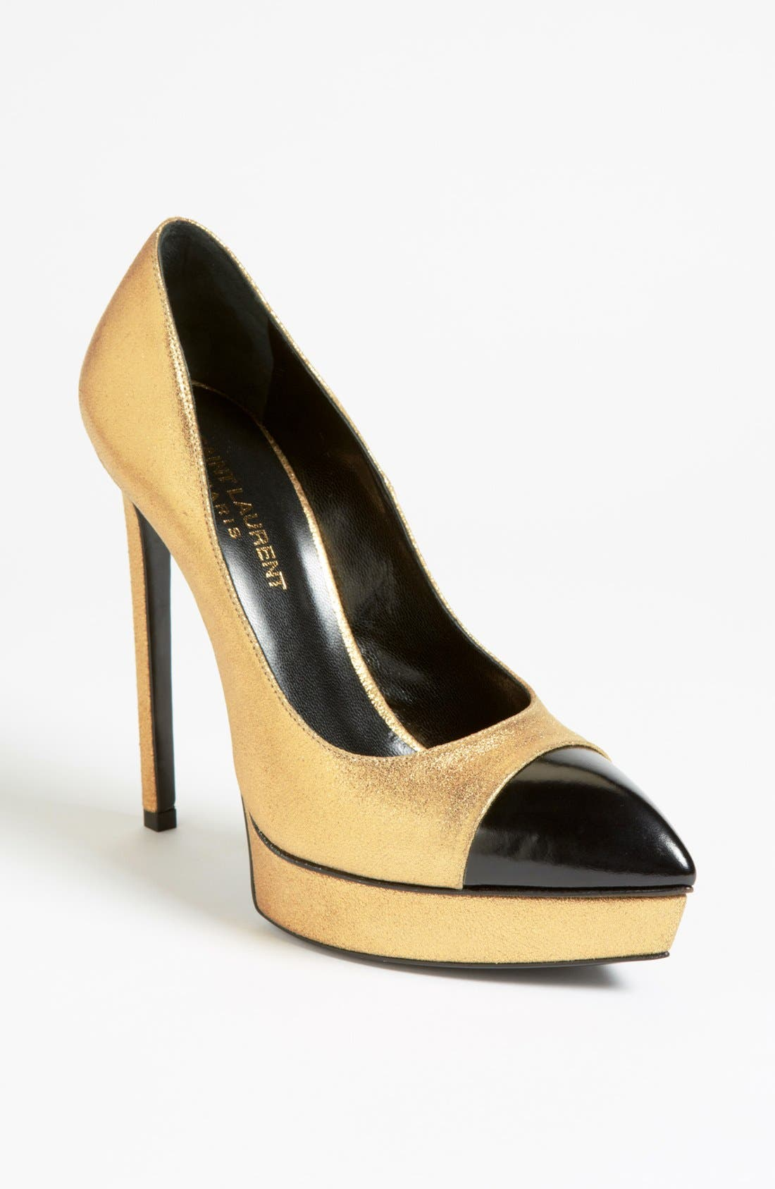 Main Image - Saint Laurent 'Janis' Platform Pump