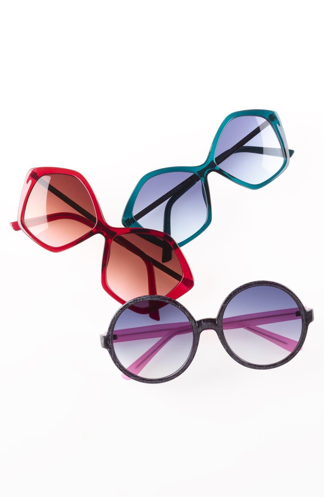 Alternate Image 2  - Steve Madden 56mm Sunglasses