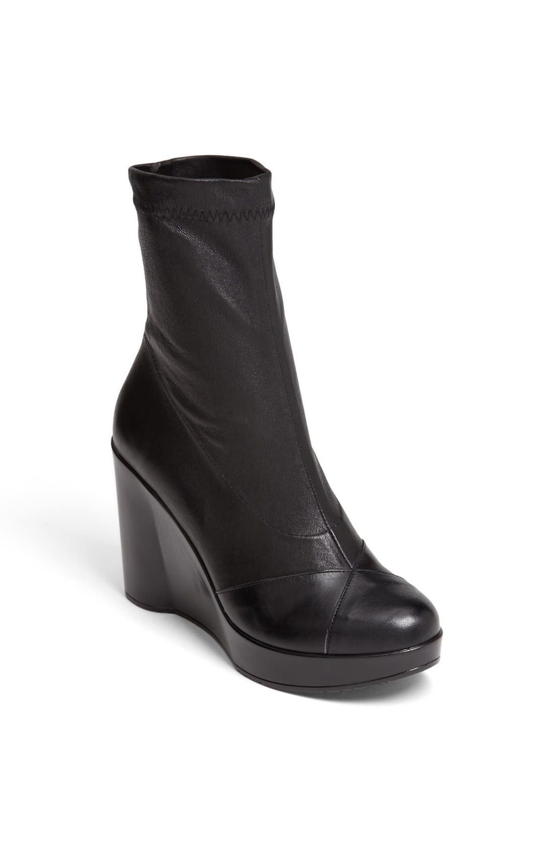 Alternate Image 1 Selected - Robert Clergerie 'Cendre' Wedge Boot