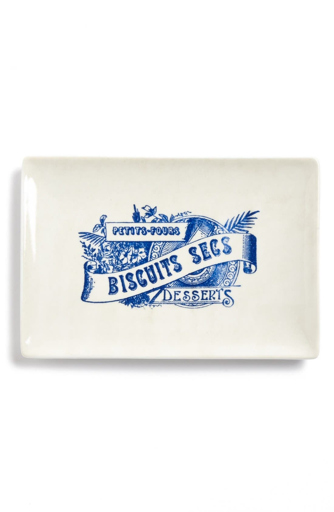 Alternate Image 1 Selected - 'Biscuits' Porcelain Tray