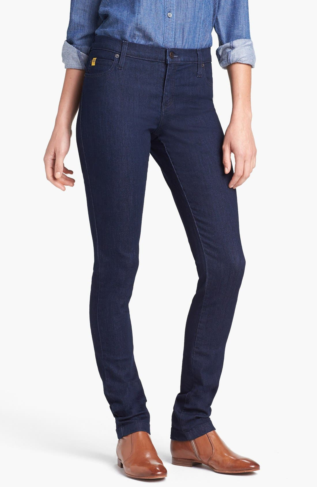 Alternate Image 1  - Yoga Jeans by Second Denim Skinny Jeans