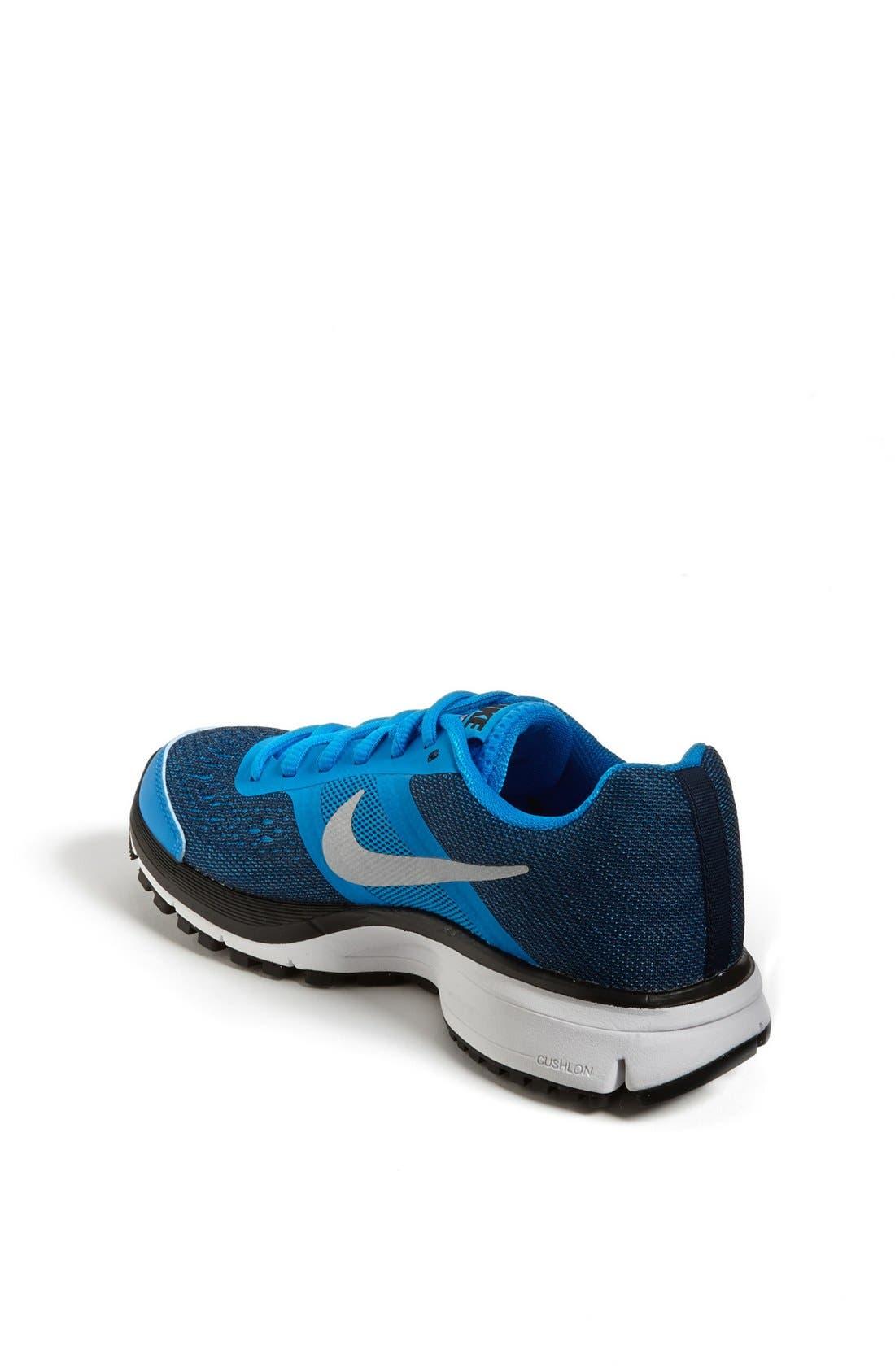 Alternate Image 2  - Nike 'Air Pegasus+ 30 GS' Running Shoe (Little Kid & Big Kid)