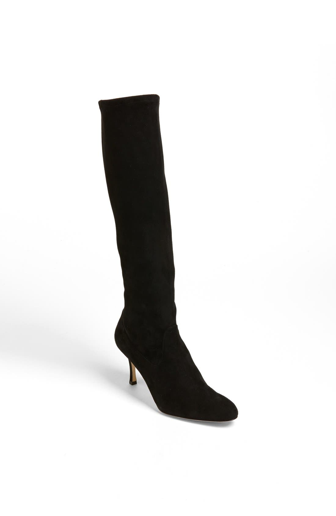 Alternate Image 1 Selected - Manolo Blahnik 'Pascalare' Boot