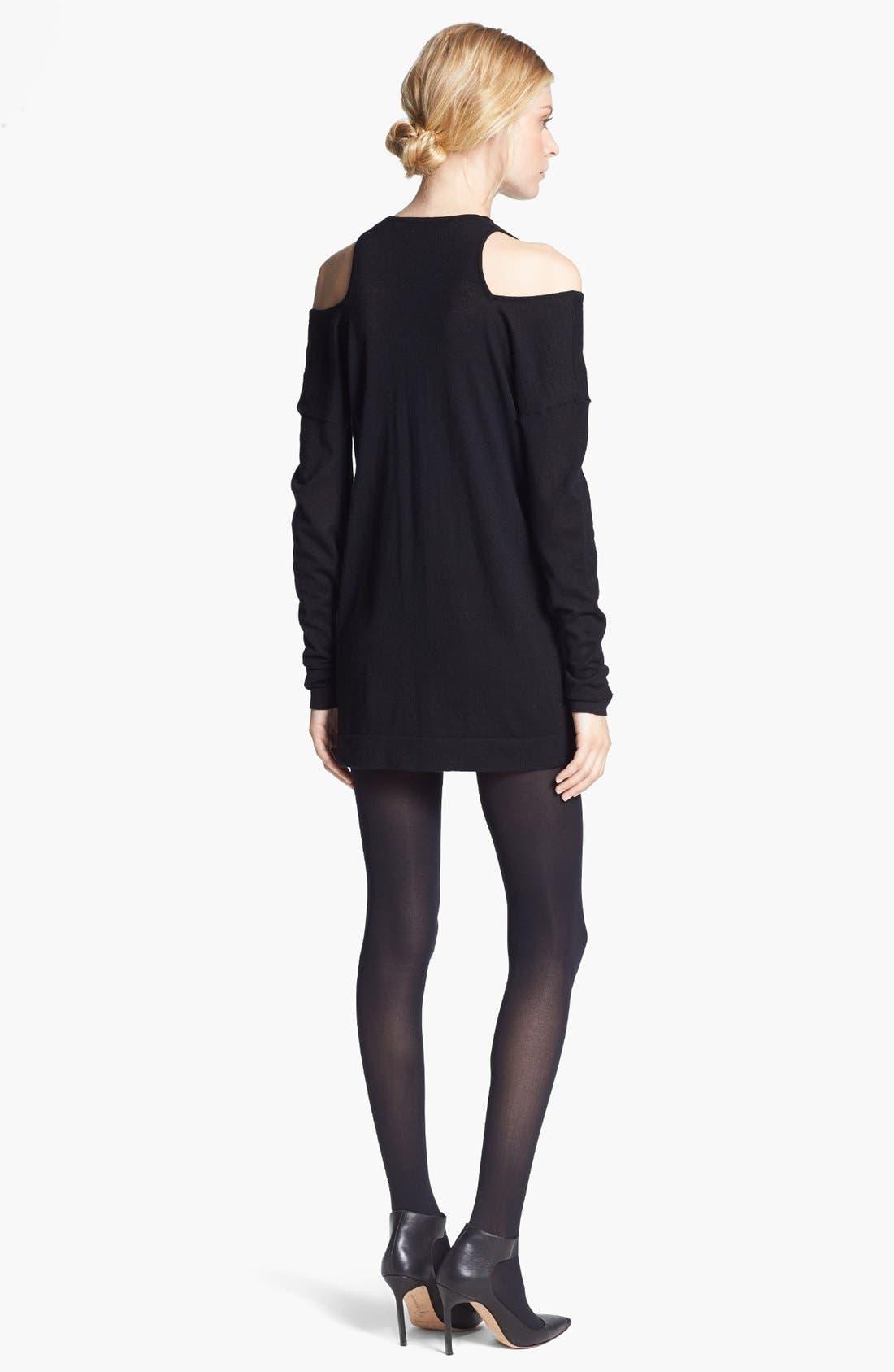 Alternate Image 2  - Donna Karan Collection Twist Cashmere Tunic