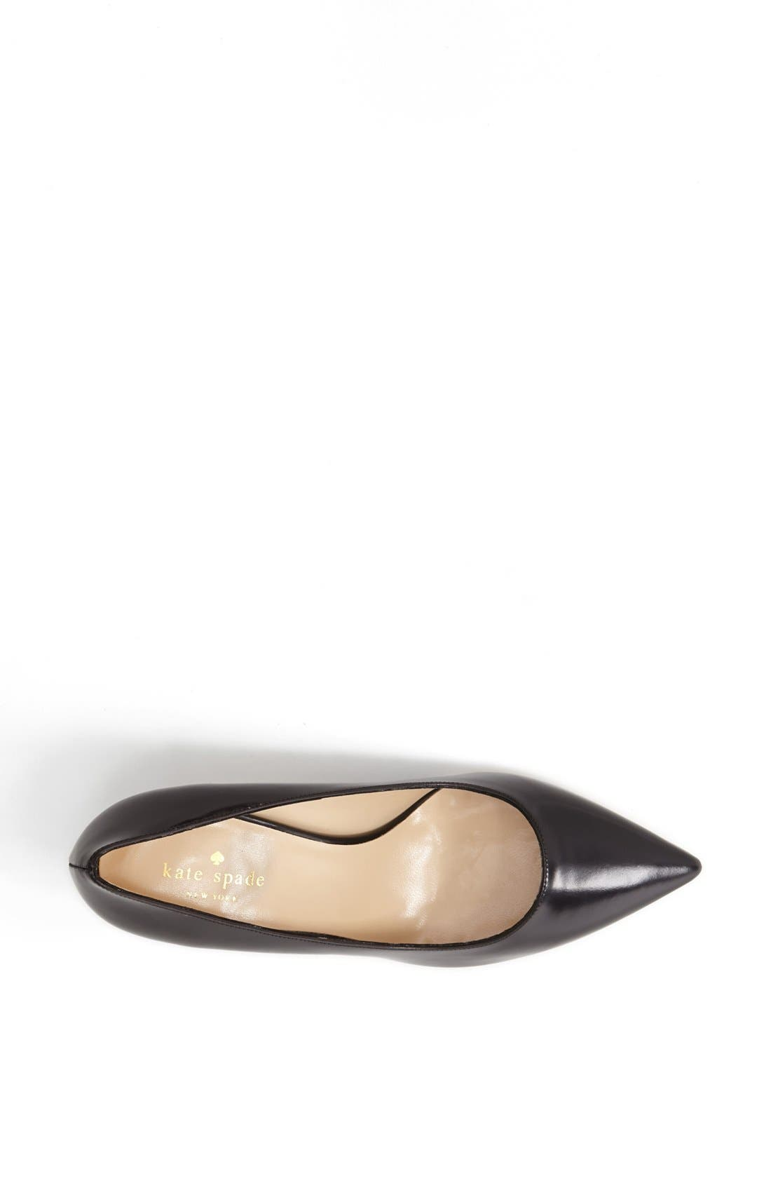 Alternate Image 3  - kate spade new york 'jayden' pump