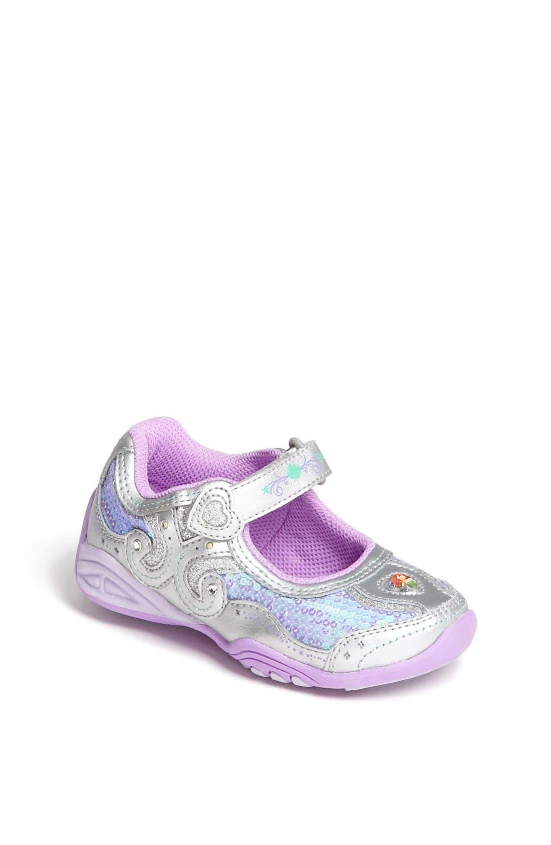 Main Image - Stride Rite 'Disney Wish Lights  - Ariel'  Sneaker (Toddler & Little Kid)