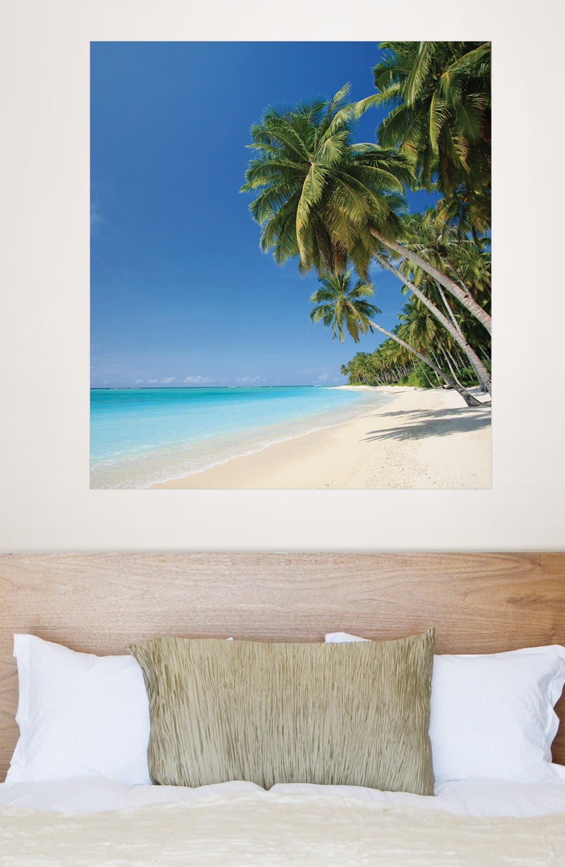 Main Image - Wallpops Tropical Wall Art