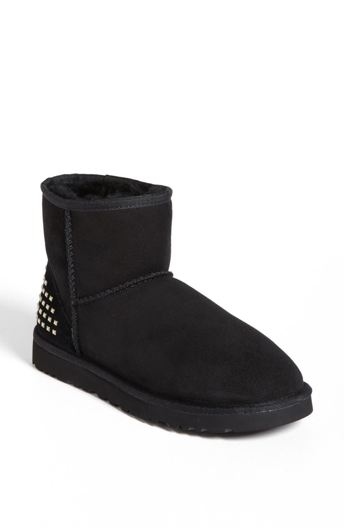 Alternate Image 1 Selected - UGG® Australia 'Classic Mini Studs' Boot (Women)(Nordstrom Exclusive)