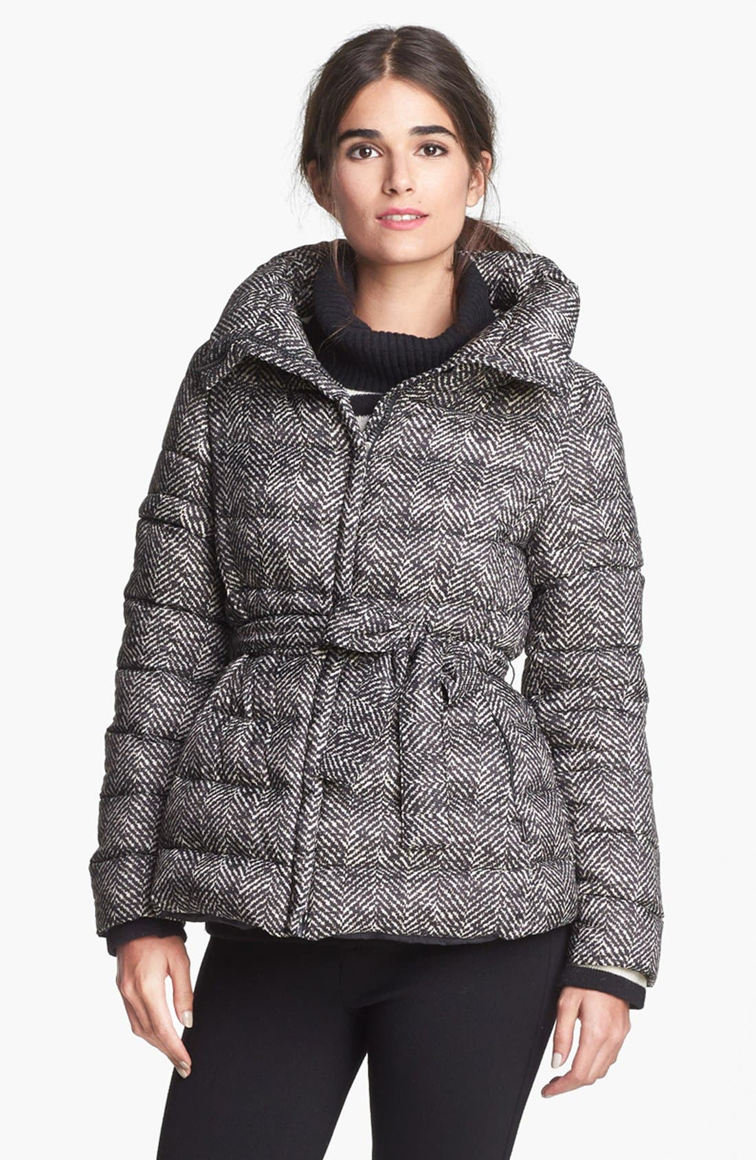 Main Image - Weekend Max Mara 'Alcuno' Convertible Quilted Jacket
