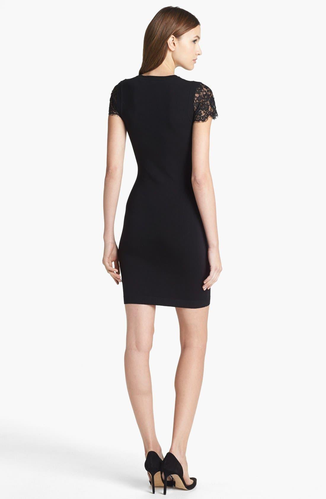 Alternate Image 2  - Ted Baker London Lace Detail Dress