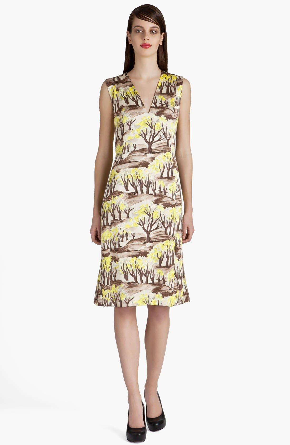 Alternate Image 1 Selected - Marni Forest Print Dress