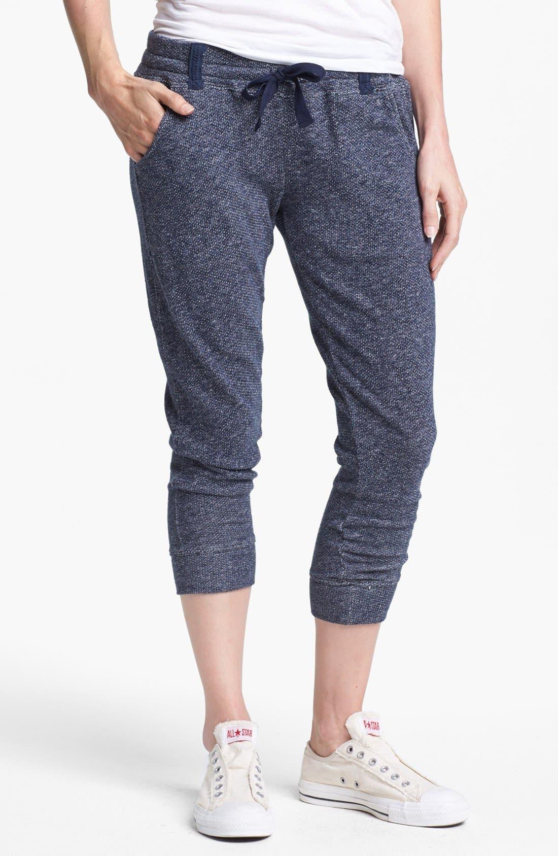 Alternate Image 1 Selected - Lucky Brand Skinny Sweatpants