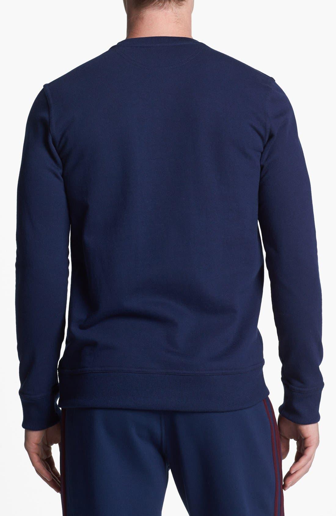 Alternate Image 2  - adidas Originals Logo Sweatshirt