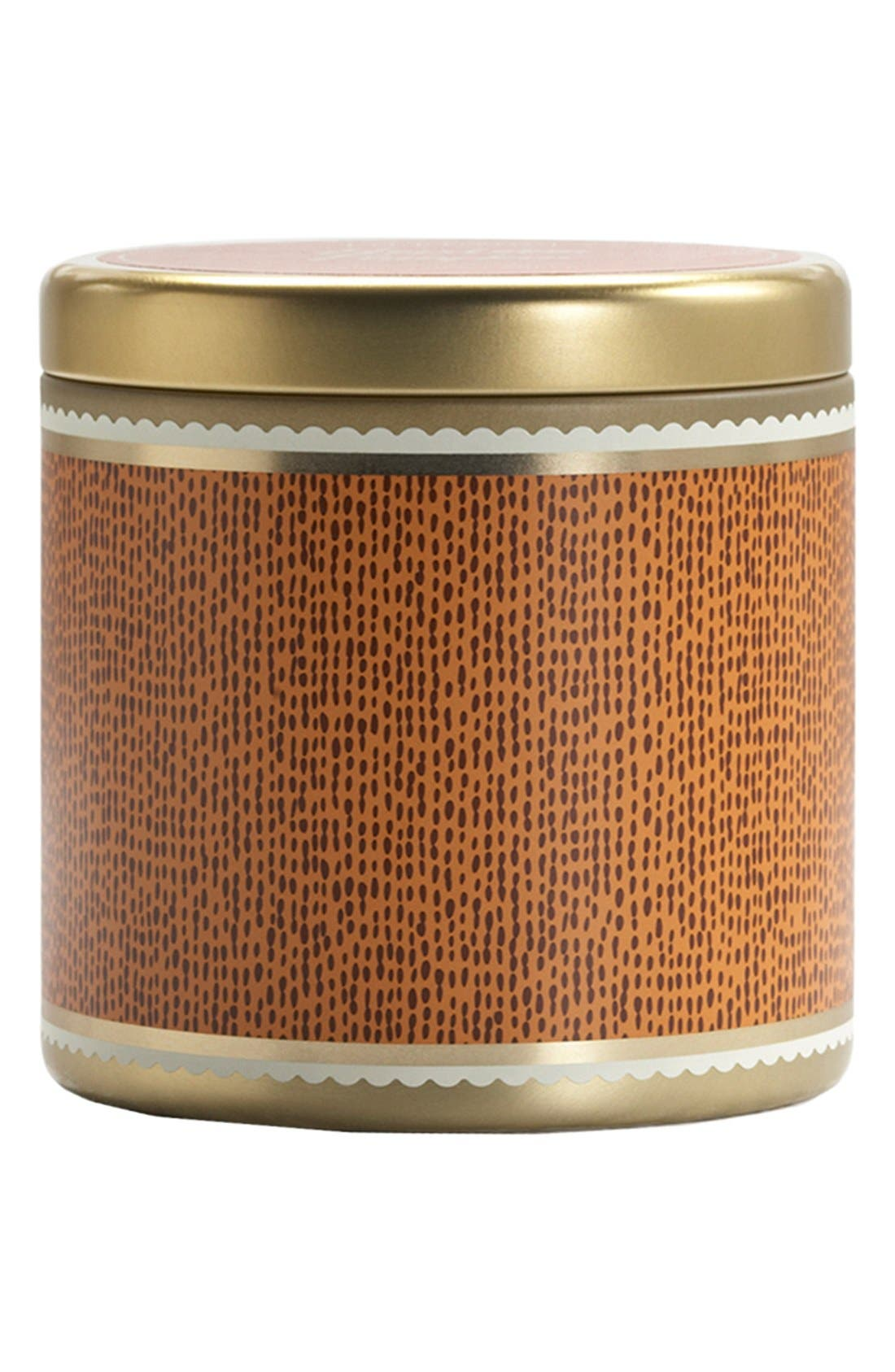 Alternate Image 1 Selected - ILLUME CANDLES Heirloom Pumpkin Tin - Large' Candle