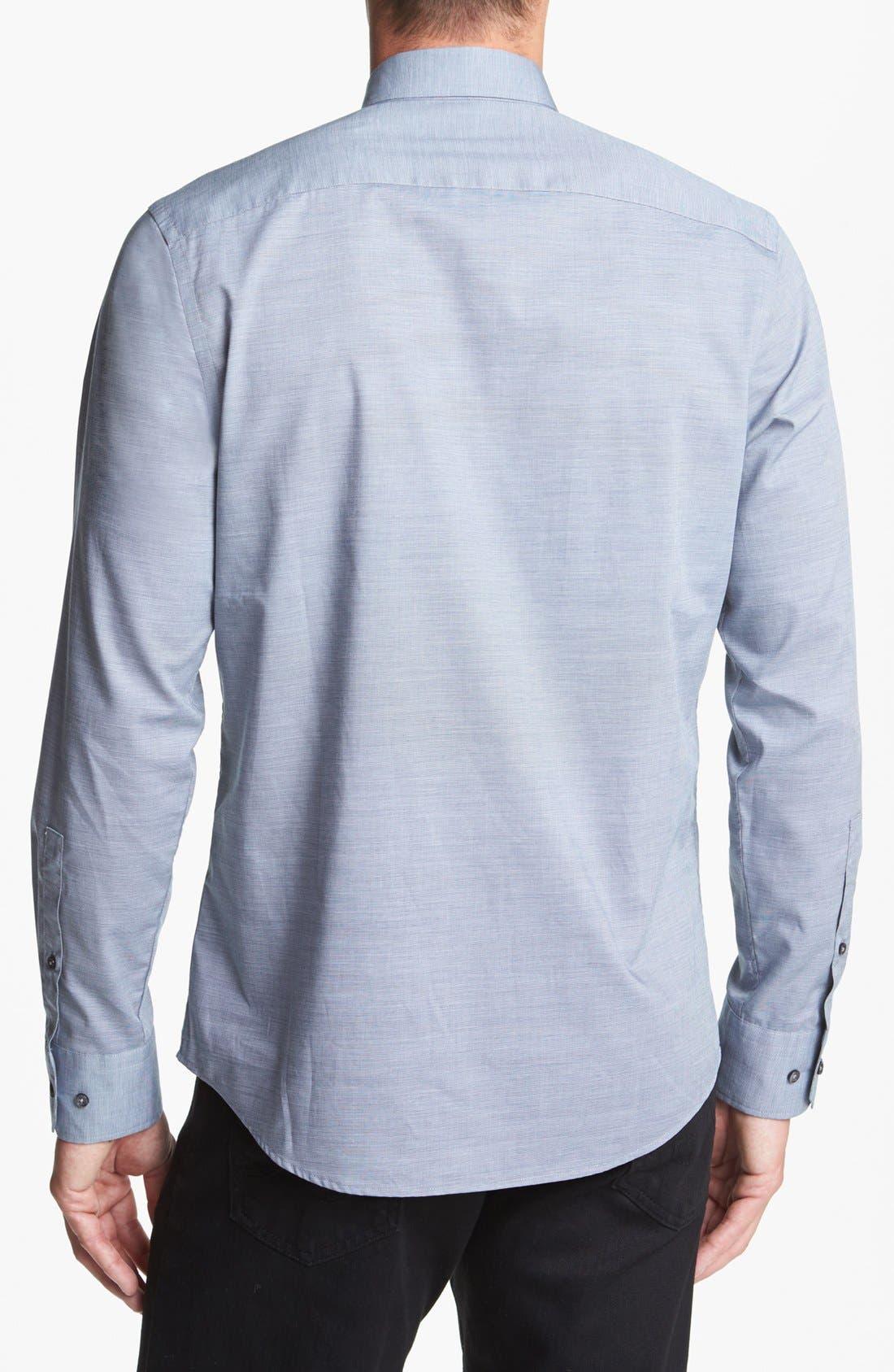Alternate Image 2  - Calibrate Slim Fit Sport Shirt