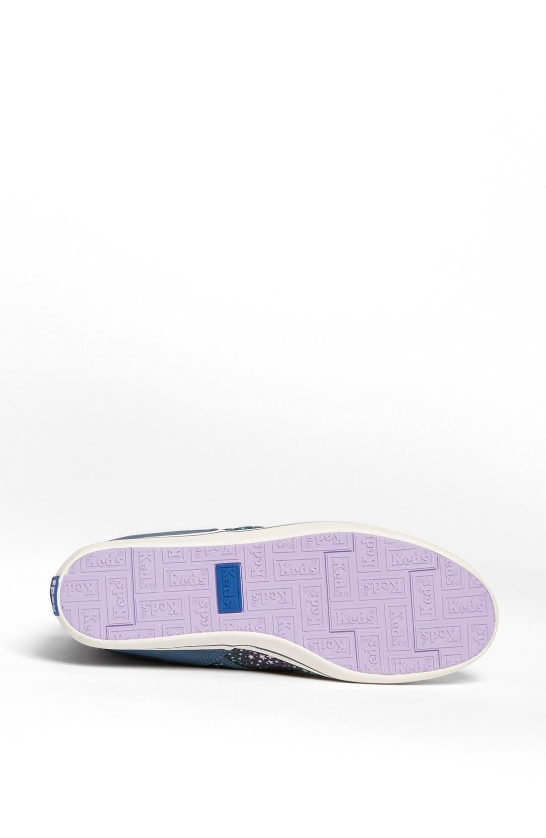 Alternate Image 4  - Keds® 'Rookie' Wedge High Top Sneaker (Women)