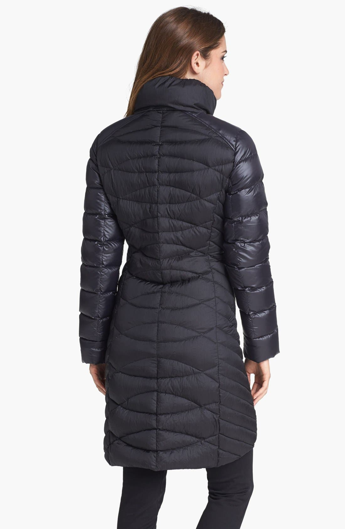 Alternate Image 2  - Bernardo Goose Down Walking Coat (Nordstrom Exclusive)