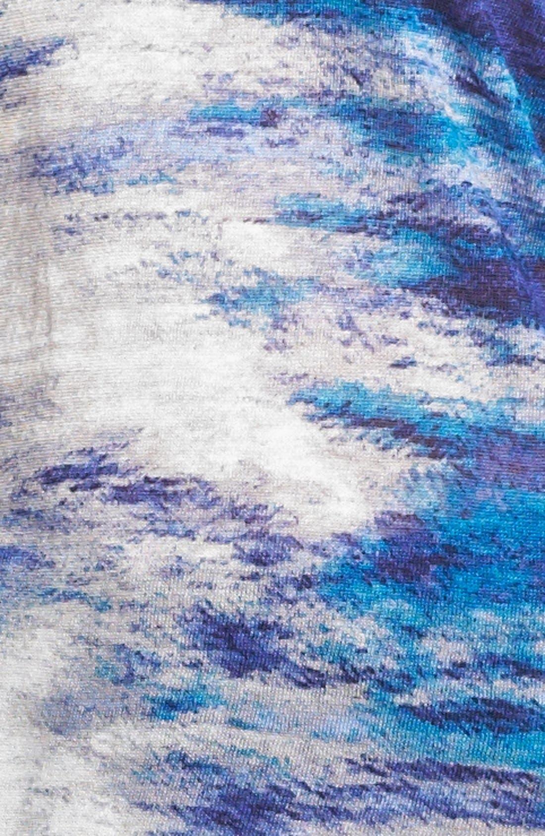 Alternate Image 3  - NIC+ZOE 'Moonlight' Top (Petite)