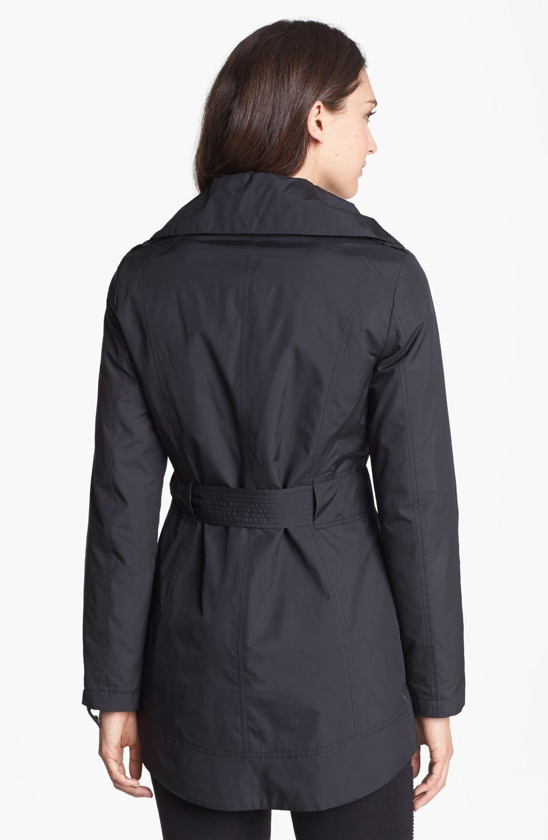 Alternate Image 2  - Tumi 'Cardiff' Packable Raincoat with Detachable Liner