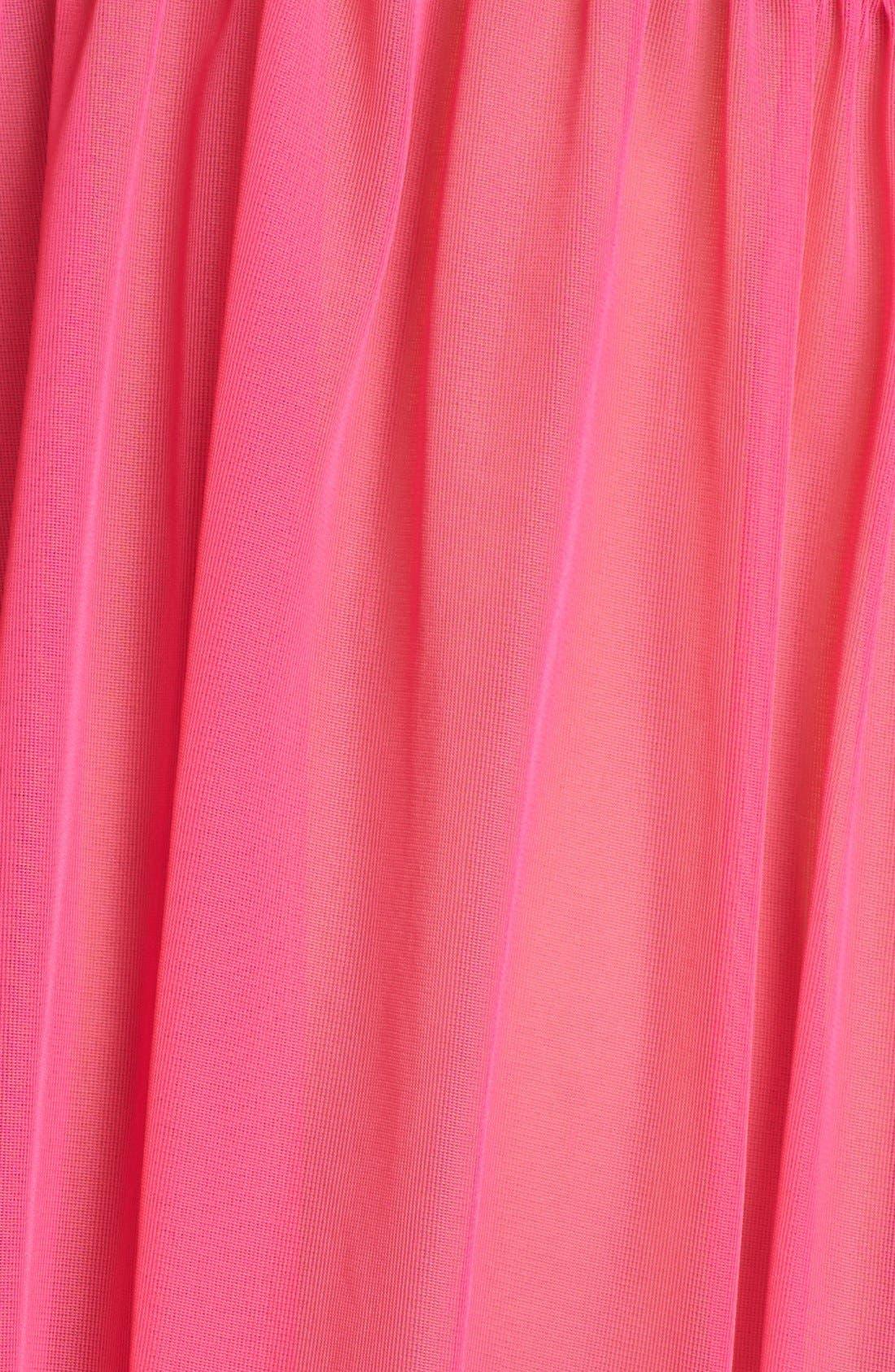 Alternate Image 3  - Betsey Johnson Sequin Lace Babydoll