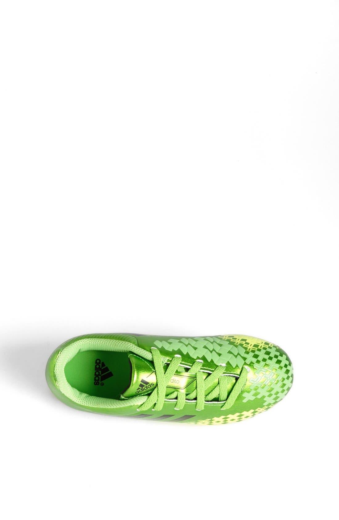 Alternate Image 3  - adidas 'Predito LZ TRX FG' Soccer Cleat (Toddler, Little Kid & Big Kid)