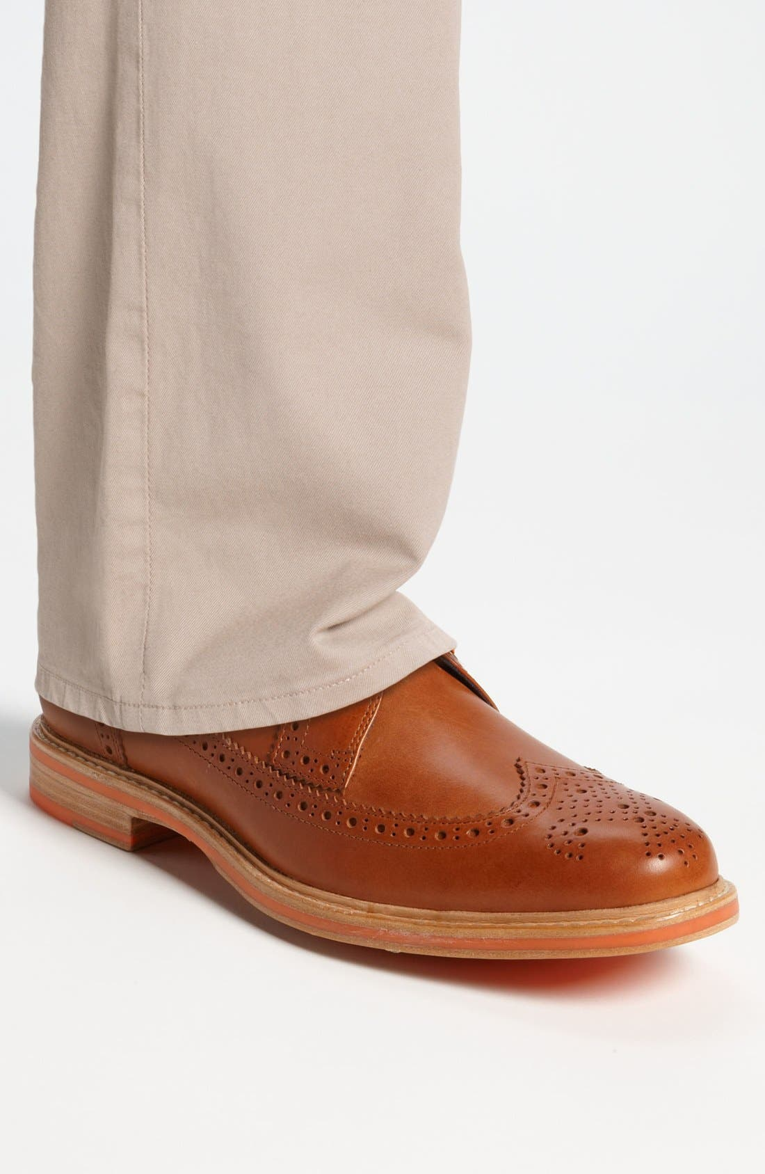 Alternate Image 6  - Cole Haan 'Cooper Square' Longwing Oxford