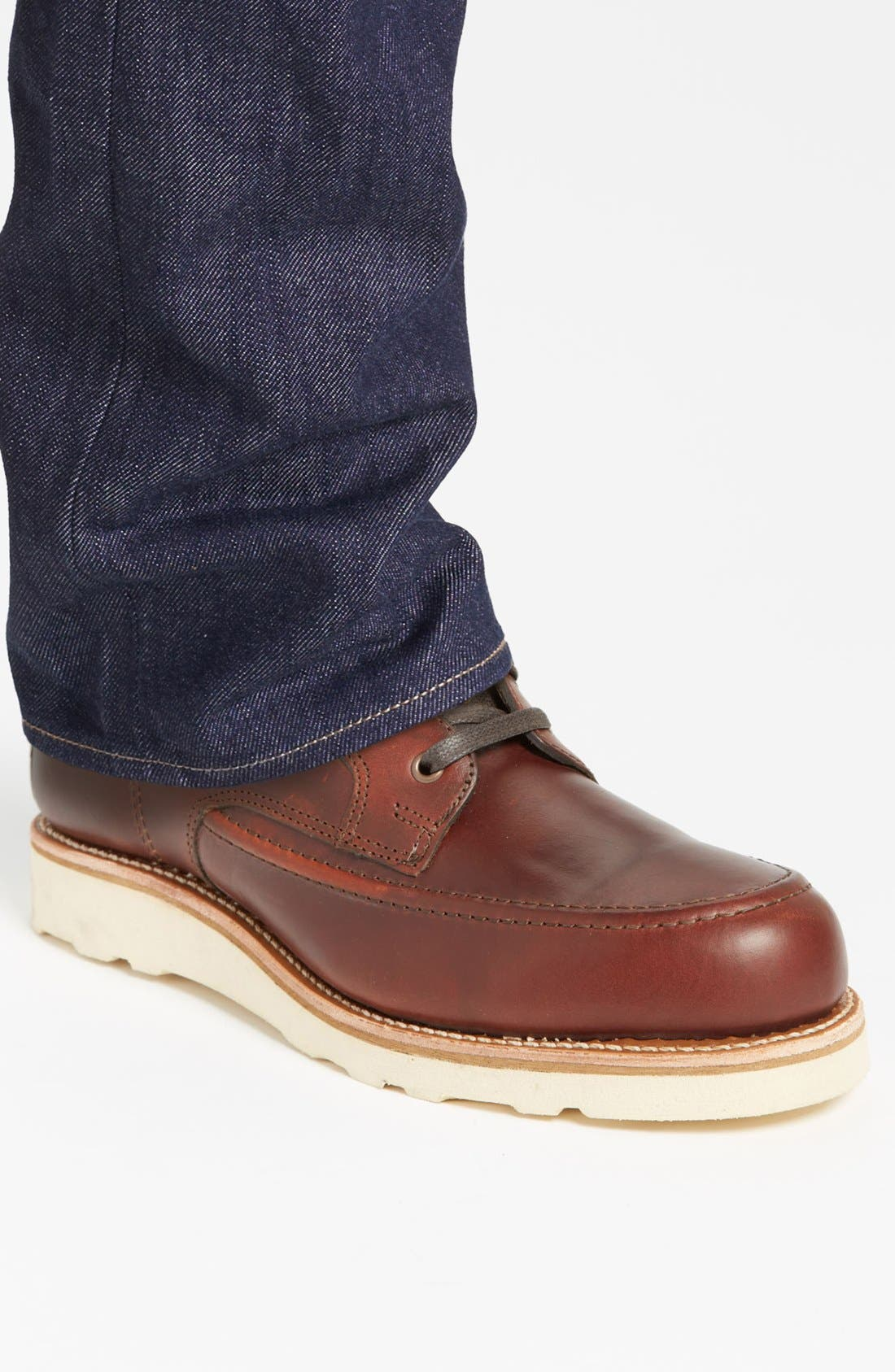 Alternate Image 6  - Wolverine '1000 Mile - Emerson' Moc Toe Boot (Online Only)